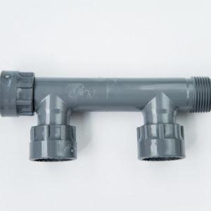 Manifold PVC 1 TOL 2 iesiri